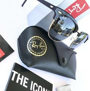 Brand New Authentic Ray Ban Clubmaster